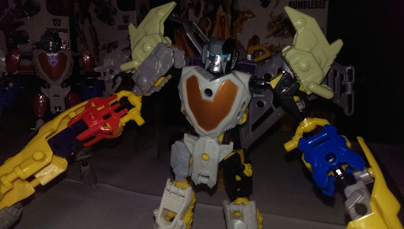 Why I'll Never Be A Transformers Toy Designer