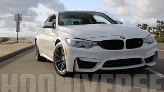 Mmm-Mmm Good? The BMW M4