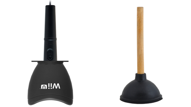 The Strangest Wii U Peripheral of 2013 Looks Like a Toilet Plunger