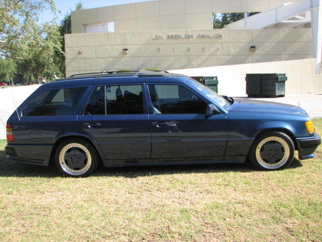 AMG Hammer Wagon WIll Get Your Kids To School Yesterday