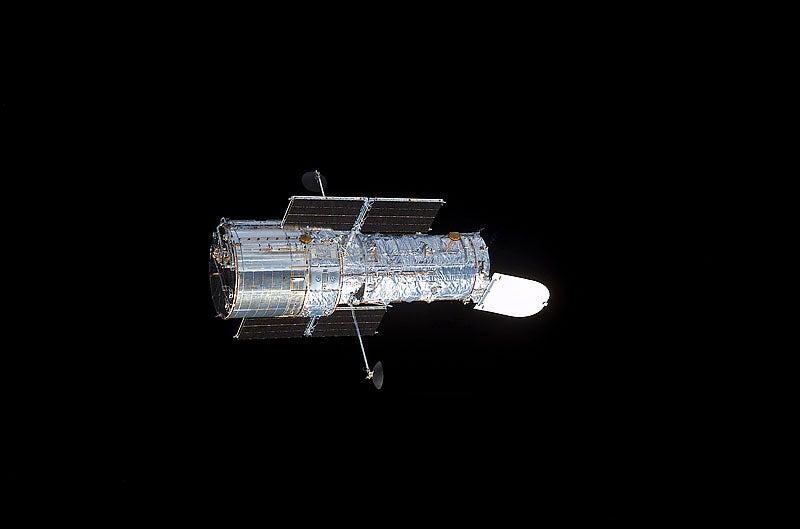Happy Birthday, Hubble Space Telescope