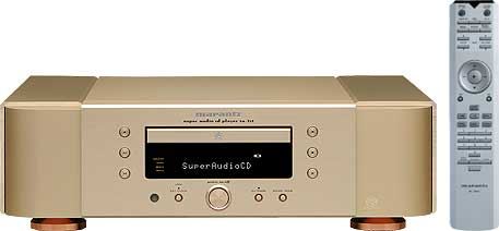 Marantz SA-7S1 SACD Player: People Use SACDs?
