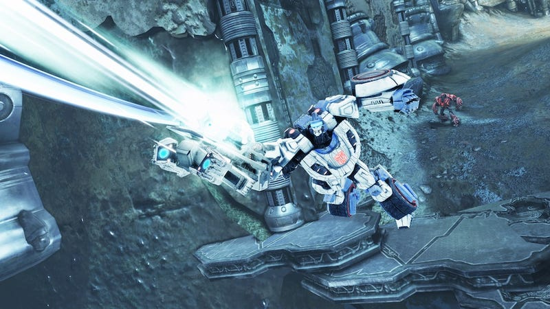 Starscream, Grimlock and More of this Fall's Fall of Cybertron Transformers