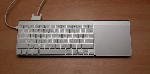 There's a MacBook Air Trapped Inside This Keyboard and Magic Trackpad