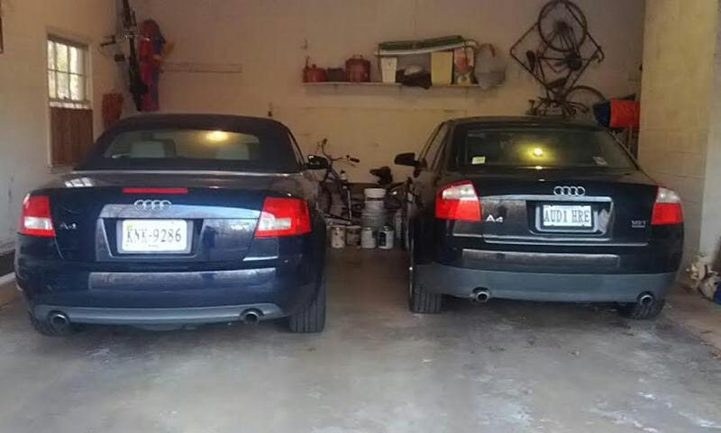 My 2 Car Garage