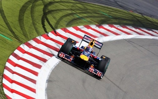 The German Grand Prix in Pictures