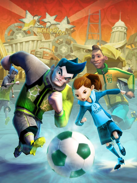 Academy of Champions Preview: It's Harry Potter But With Soccer And Sam Fisher