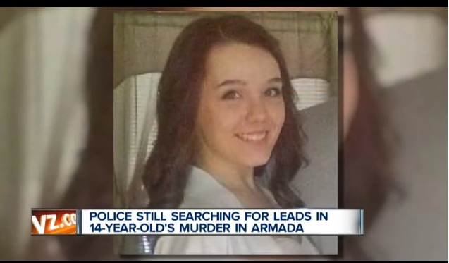 "Murdered Teen Texted From Woods: ""OMG... I Think I'm Being Kidnapped"""
