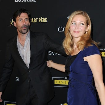 Jon Hamm's Girlfriend's Life Is Way Better Than Yours