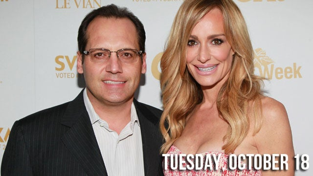 Taylor Armstrong Believes Her Husband Might Have Killed Her If It Weren't For Real Housewives