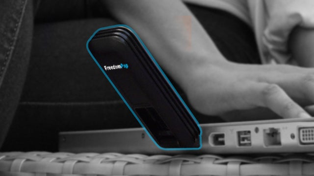 FreedomPop Stick Bolt 4G USB: High Speed WiFi with Free Data for $20