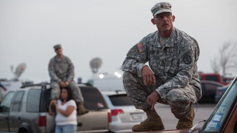 Fort Hood Shooter Was an Iraq Veteran Being Evaluated for PTSD