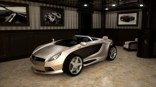 Bullet-Proof Convertible Is Slightly Unclear on the Concept