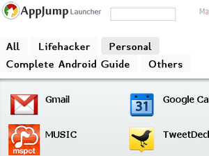 AppJump Organizes Google Chrome Apps into Context Groups