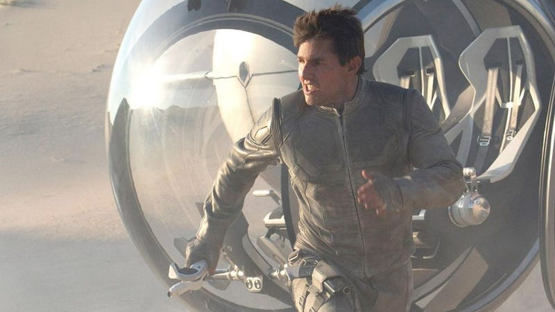 Just What Is Tom Cruise Trying to Accomplish at This Point, Anyway?