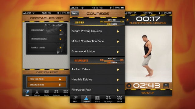 Obstacles XRT Turns Your Living Room into an Exercise Obstacle Course (via Your iPhone)