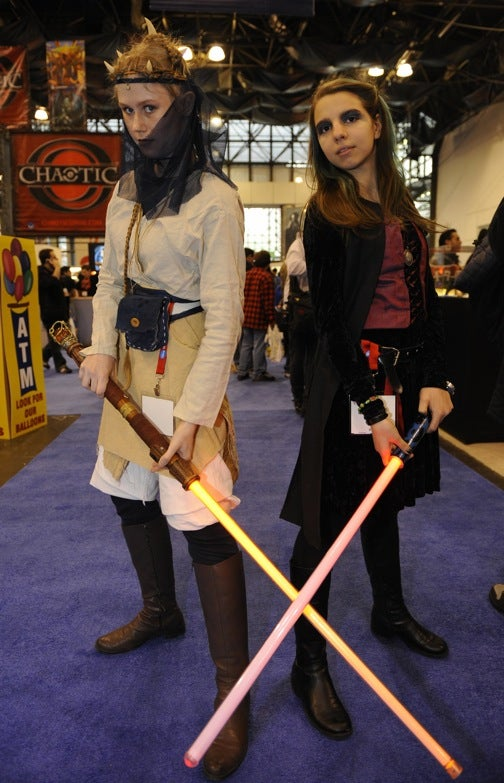 Nerd Alert: The New York Comic Con