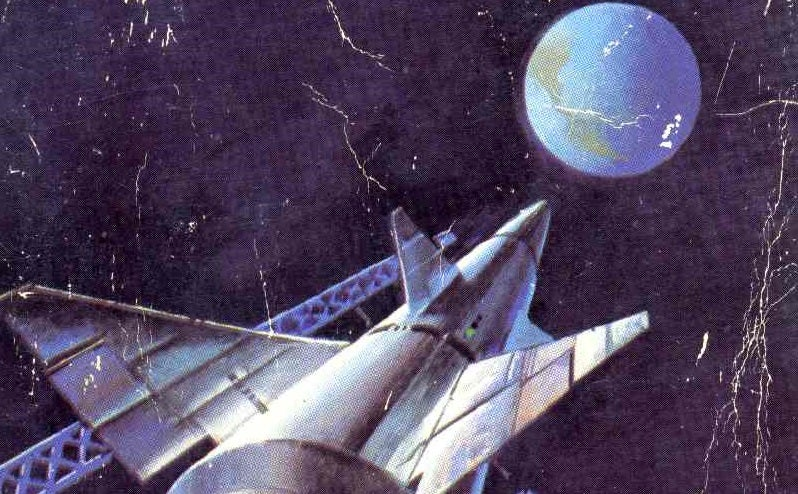 The Science Fiction Books that Inspired SpaceX's Elon Musk