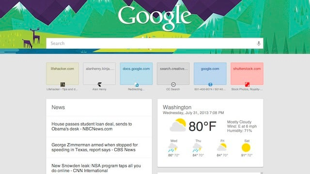 The Best Apps and Extensions to Supercharge Chrome's New Tab Page