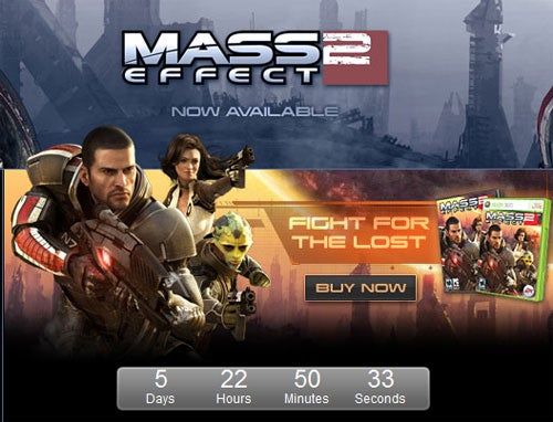 What Is BioWare Counting Down To?
