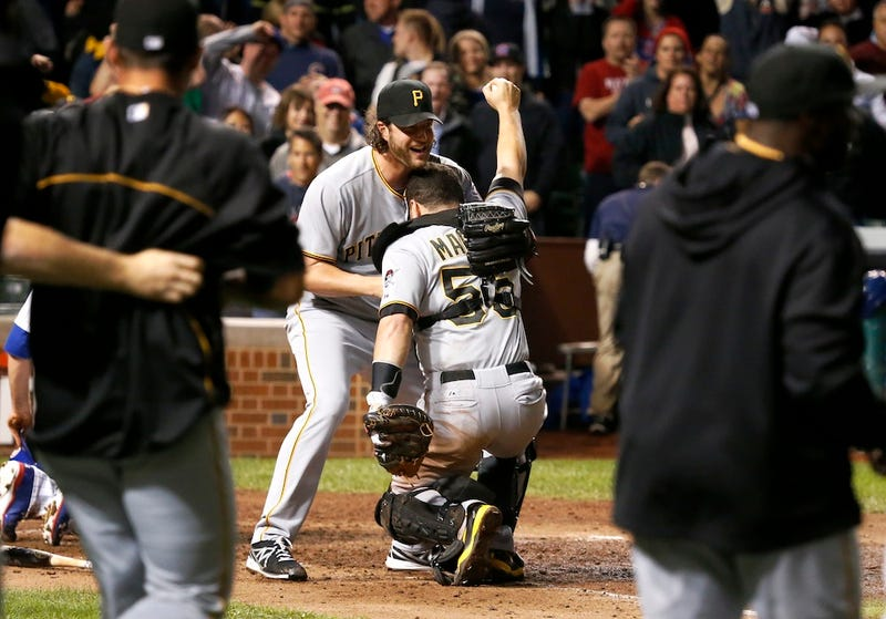 The Moment The Pirates Reached The Playoffs