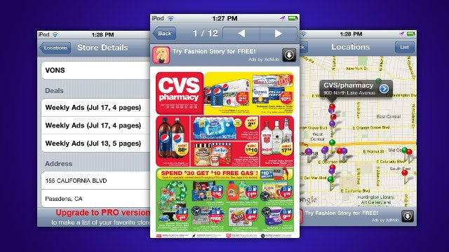 Weekly Ads & Sales Brings the Newspaper's Coupon Section to Your iPhone