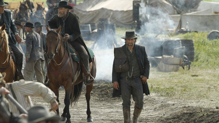 Hell on Wheels: Can We Forgive and Forget Slavery?