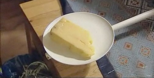 The Cheese That Almost Went to Space
