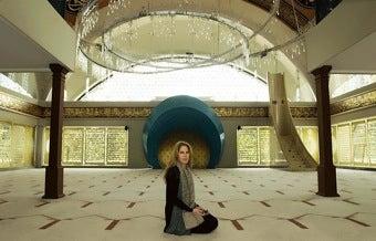 Female Designed Mosque Opens In Turkey
