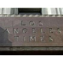 Staff Announcements At The LA Times Are More Interesting Than Where You Work
