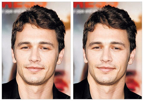 James Franco Is Perfect, Gushes Robot