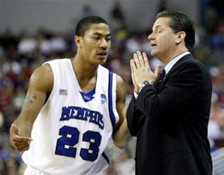 Great Moments In Counterfactual History: Derrick Rose's SAT Scores