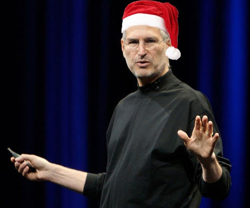 Steve Jobs Bullied Record Execs Into iTunes Deal on Christmas Eve