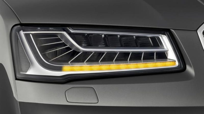Audi Really Wants To Bring Sequential Turn Signals To America