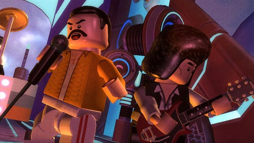 Queen Guitarist Demanded Perfectly Molded Lego Hair