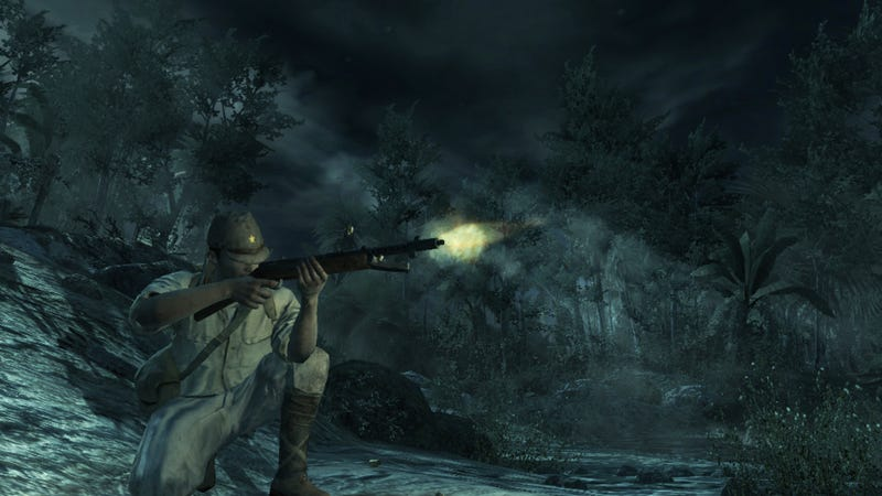 Call Of Duty 5 Screens, Details (4-Player Co-Op)