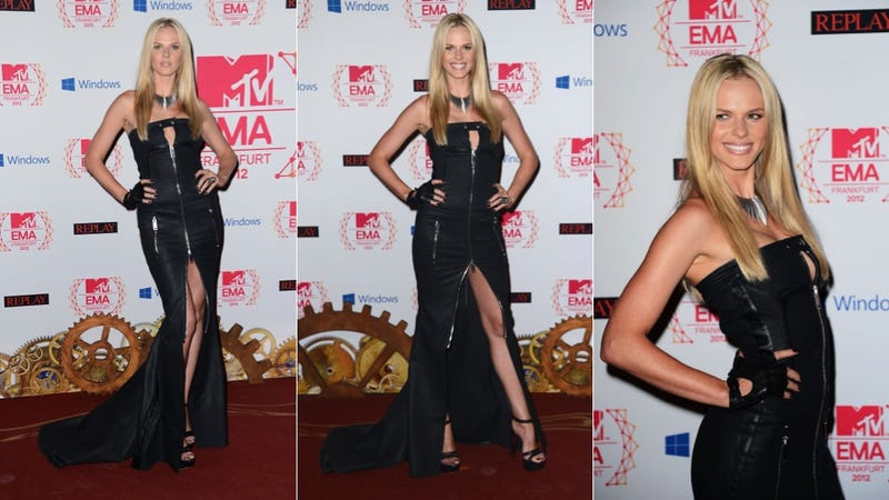 Stars Looked Crappy and Bland at the MTV Europe Awards