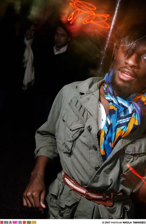 Fashion Week: Misshapes @ Don Hill's