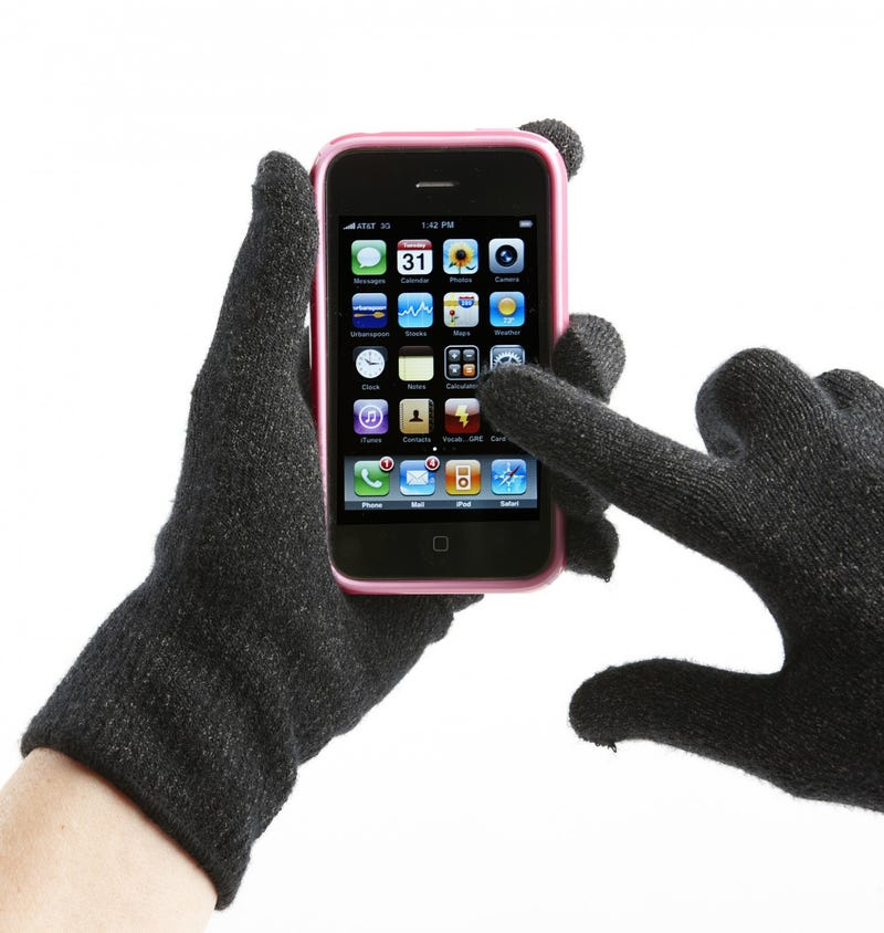 Caress Your Touchscreen in the Cold With Agloves