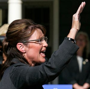 Sarah Palin Gets To Have Troopergate Both Ways