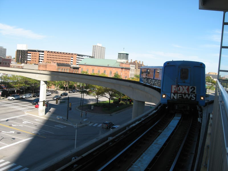 The Detroit People Mover Is Dead, Long Live The People Mover