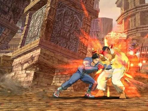 Two New Characters for Tatsunoko vs. Capcom