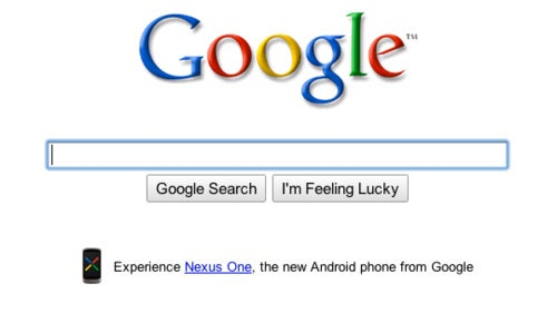 Google Uses Free Holiday Wi-Fi To Promote the Nexus One