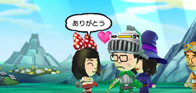 Nintendo's New JRPG Miitopia Looks Nuts In A Good Way