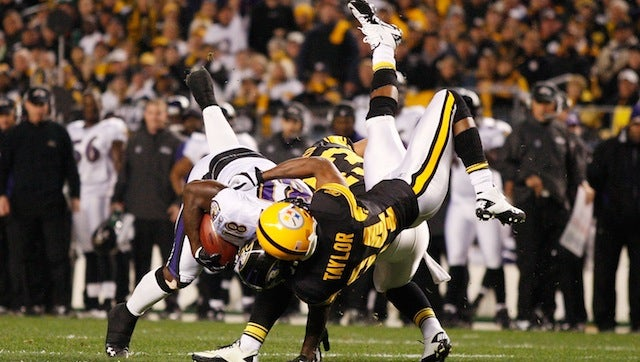 Ravens-Steelers: The NFL's Annual Holiday From Namby-Pambyism