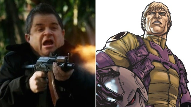 Patton Oswalt Is The Newest Agent Of SHIELD On Agents Of SHIELD