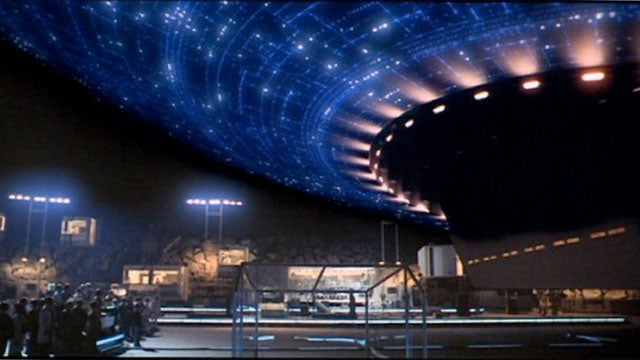 Did Close Encounters of the Third Kind launch post-modernism?