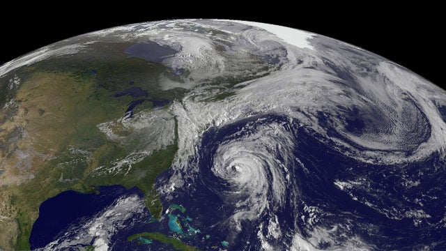 Check out this NOAA project that lets you track 3 decades of tropical storms