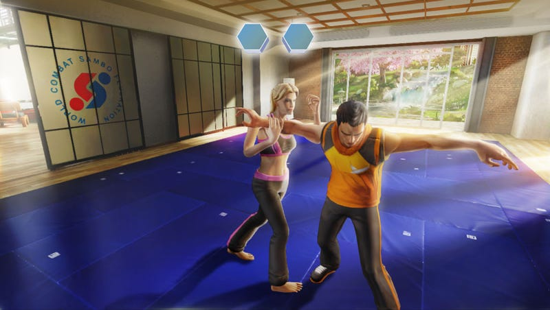 Don't Blame Ubisoft's New Kinect Game, It's Only Acting in Self-Defense