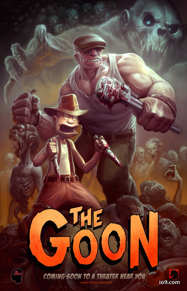 Exclusive details on David Fincher's Kickstarter campaign for his zombie movie The Goon!